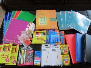 Ongoing service opportunity! Donate school supplies for Buchser Middle School in Santa Clara!