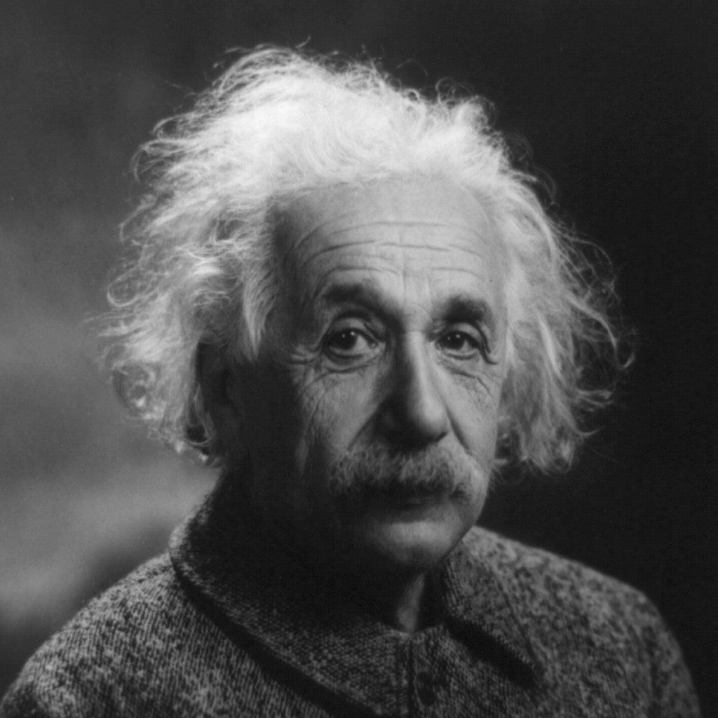 Albert Einstein by ThomasThomas from Flickr (CC by-nc 2.0)